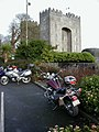 Bikes at Bunratty - geograph.org.uk - 206955.jpg