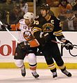 Bill Guerin and Zdeno Chara (cropped).jpg