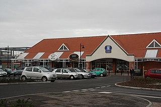 Birchwood, Lincolnshire Housing estate in the south of Lincoln, Lincolnshire, England