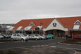 Birchwood, Lincolnshire - Birchwood Co-op