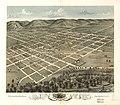 Bird's eye view of Boscobel, Grant Co., Wisconsin 1869. LOC 73694537.jpg