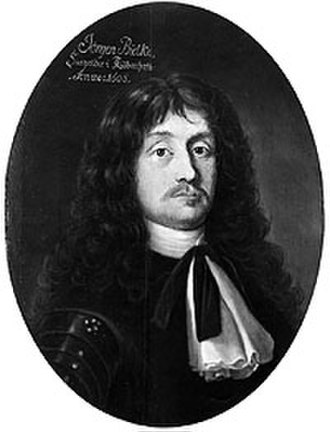 1621 in Norway - Jørgen Bjelke