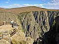Black Canyon of the Gunnison - panoramio - Frans-Banja Mulder (1).jpg