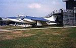 Blackburn Buccaneer Blcackburn Buccaneer Fleet Air Air Museum Yeovilton 1984 (16528035543).jpg