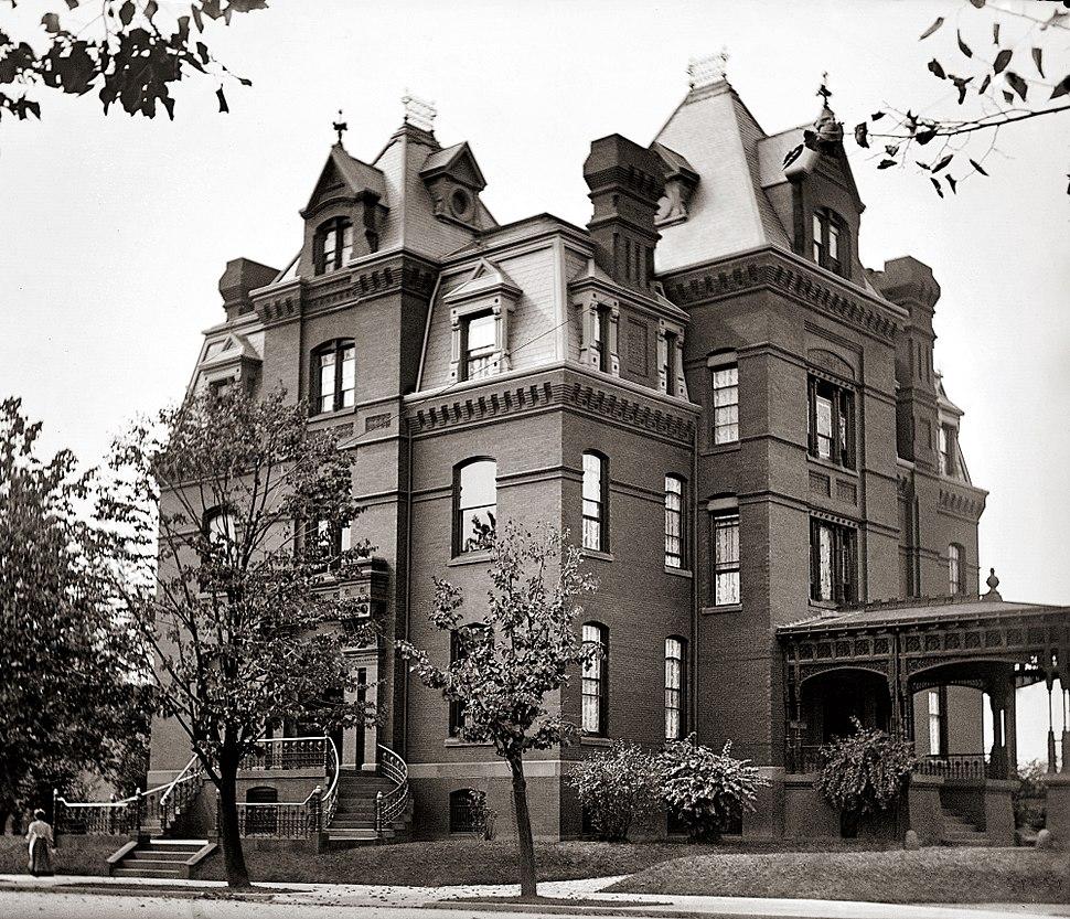 Blaine Mansion - Washington, D.C.