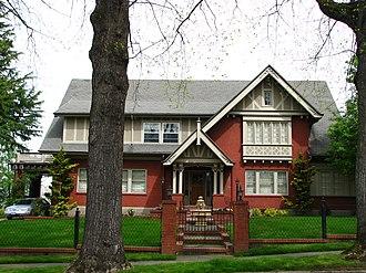 Blaine Smith House - The Smith House in 2008
