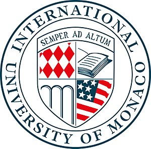 International University of Monaco - Image: Blason International University of Monaco