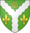 Arms of Saint-Wandrille-Rançon