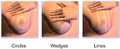 Blausen 0144 BreastSelfExam 3Methods.png