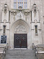 Blessed Sacrament Church entrance, Ottawa.JPG