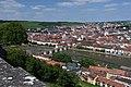 Blick auf Würzburg vom Fürstengarten der Festung Marienberg (42369463864).jpg