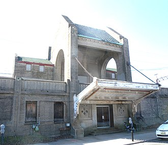 Frank J. Nies - Image: Bloomfield station house jeh