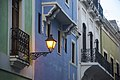 Blue building with Lamp Puerto Rico 2623.jpg