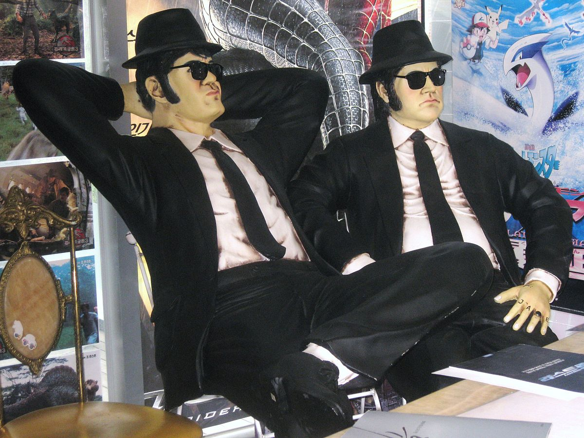The Blues Brothers Simple English Wikipedia The Free Encyclopedia