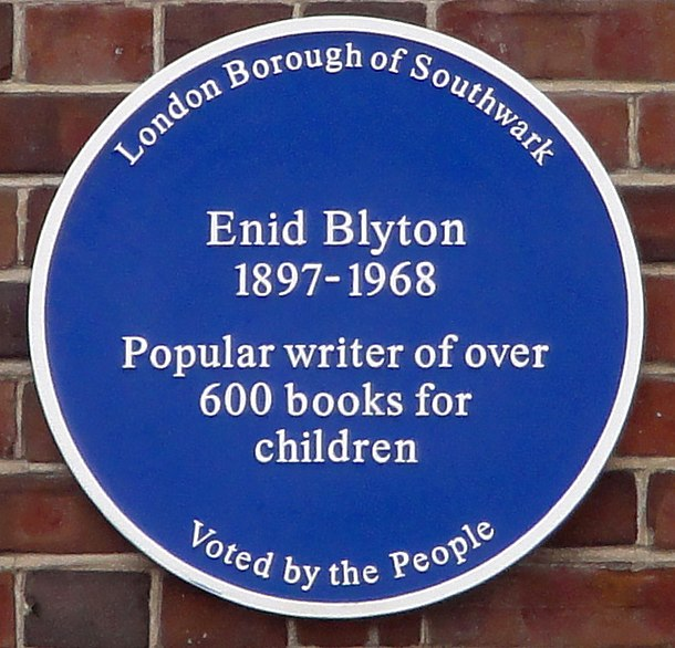 File:Blyton blue plaque.jpg