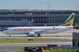 Ethiopian Airlines Flight 409 2010 aviation accident