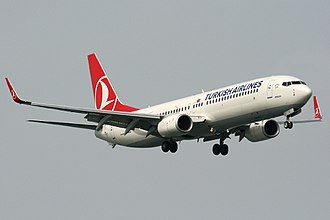 Transport in Turkey - Turkish Airlines, the flag carrier of Turkey