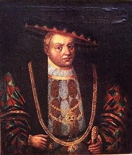 Bogislaw X, Duke of Pomerania