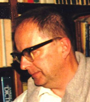 Bohdan Paczyński - Image: Bohdan Paczyński