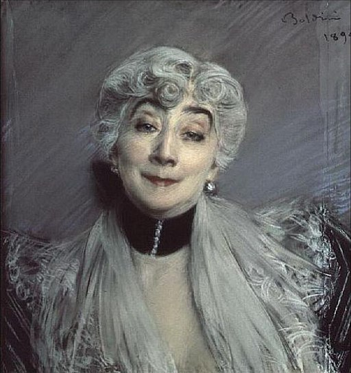 Boldini, Countess de Janville.