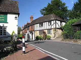 Bolney Human settlement in England