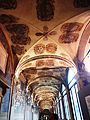 Bologna, Archiginnasio, corridor (3).jpg