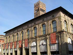 Aristotele Fioravanti - Palazzo del Podestà in Bologna