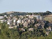 Bolognano 2007 -Panorama frazione Musellaro di Bolognano- by-RaBoe 01.jpg