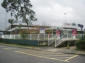 Rivington services - Rivington services when they were operated by First Motorway Services under the name 'Bolton West'
