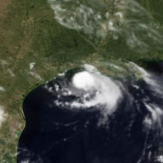Hurricane Bonnie (1986) Category 1 Atlantic hurricane in 1986