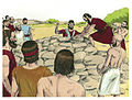 Book of Joshua Chapter 7-10 (Bible Illustrations by Sweet Media).jpg