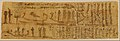 Book of the Dead Papyrus with Chapters 100 and 129 MET DP244339.jpg