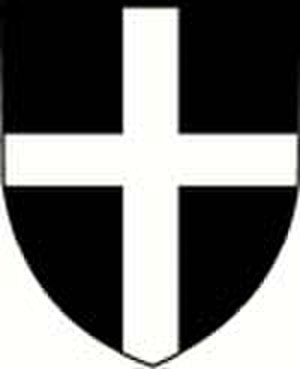 Saint Piran's Flag - Image: Borgnearms