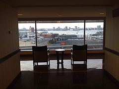 Boston Airport Hilton - panoramio