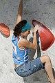 Boulder Worldcup Vienna 28-05-2010 quali-w017 Alexandra Balakireva.jpg