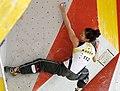 Boulder Worldcup Vienna 29-05-2010a semifinals044 Jain Kim.jpg