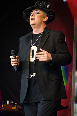 Boy George, Pride London 2012.jpg
