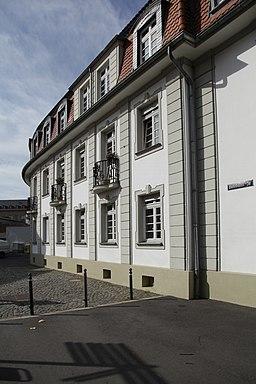 Bahnhofstraße in Brühl