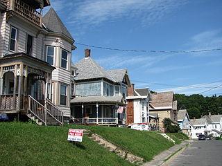 Freemans Grove Historic District