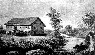 Samuel Brannan - Brannan's Store, Sutter's Fort