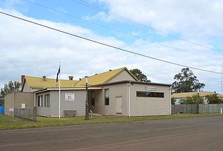 Branxholme, Victoria Town in Victoria, Australia