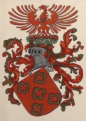 Gaspar de Lemos - Coat of arms of Gaspar de Lemos