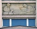Bratislava Relief na budove Slovenského národného múzea.jpg
