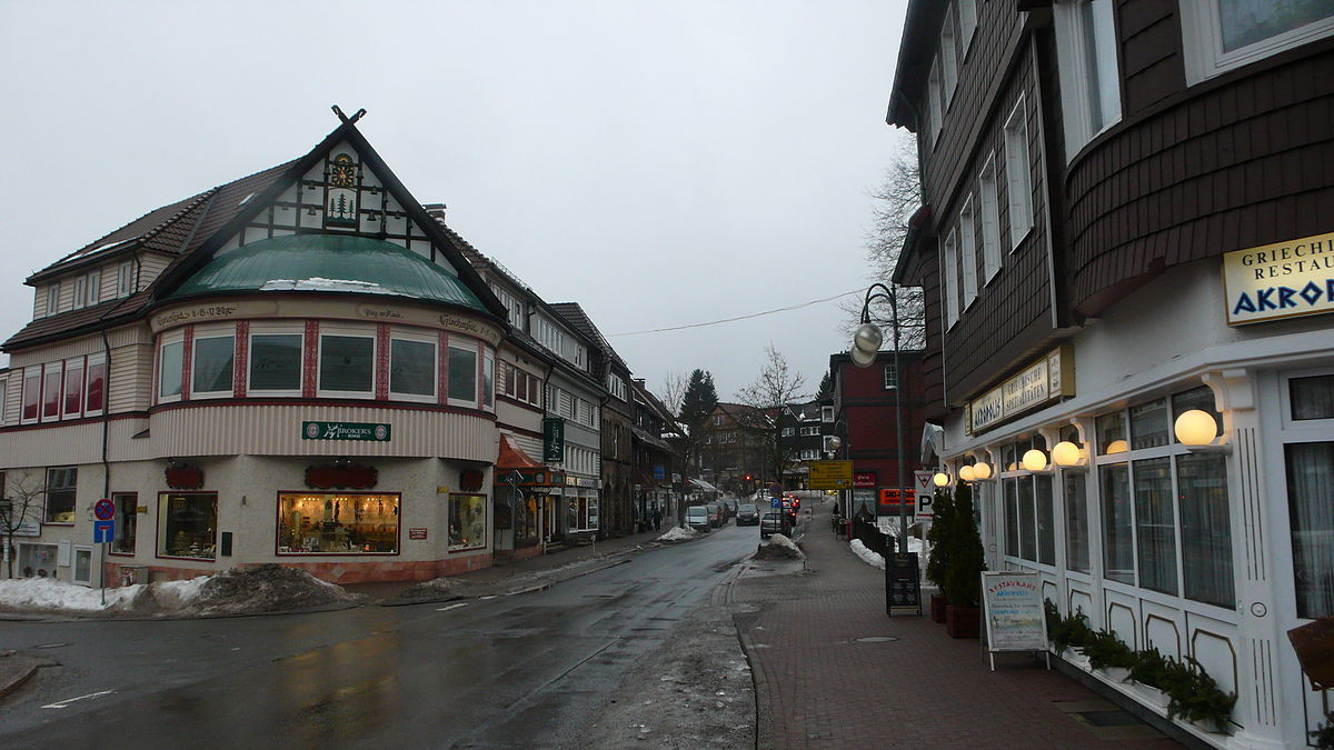 Sports Car Rental >> Braunlage – Travel guide at Wikivoyage