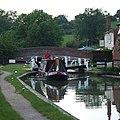 Braunston Lock No 3, Grand Union Canal, Northamptonshire - geograph.org.uk - 872265.jpg