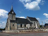 Bray (Eure, Fr) église Notre-Dame.JPG