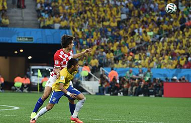 Brazil and Croatia match at the FIFA World Cup 2014-06-12 (06).jpg