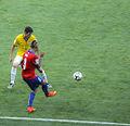 Brazil vs. Chile in Mineirão 33.jpg