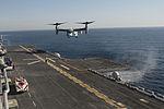 Brazilian VIPs tour USS America 140804-N-MD297-018.jpg