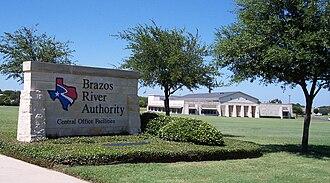 Brazos River Authority - Image: Brazos River Authority 2b